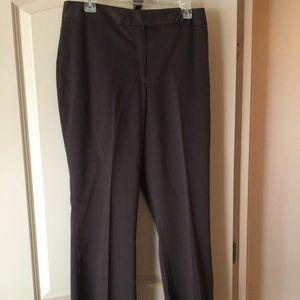 East 5th Dark Brown Dress Pants Size 10